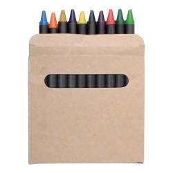 Set 12 crayons pastels
