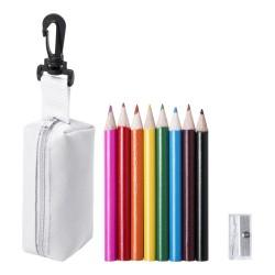 Trousse crayons de couleurs
