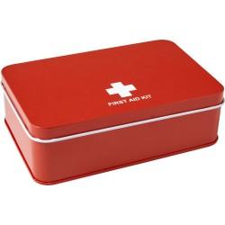 Kit premiers secours - métal