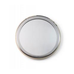 Miroir rond 75 mm