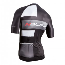 maillot cycliste personnalisé dos