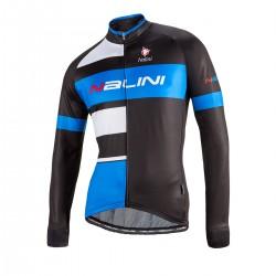 maillot cycliste manches longues personnalisé avant gamme RIDE