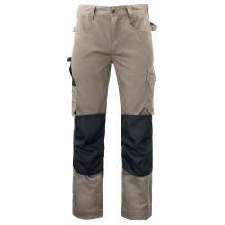 pantalon beige avant