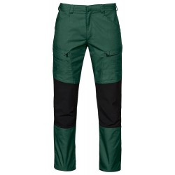 pantalon de travail vert avant